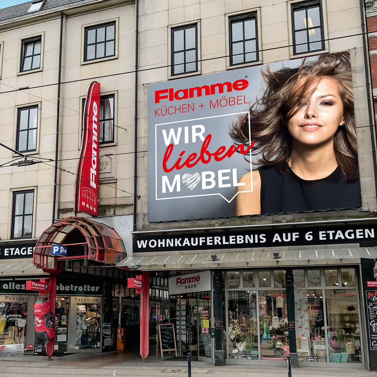 Flamme Mobelhauser In Deutschland Flamme