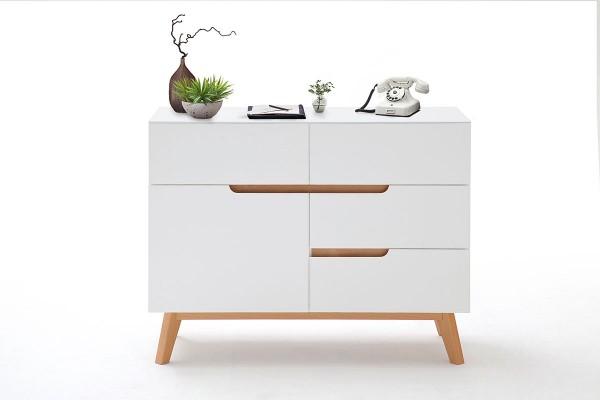 Kommode In Weiß Im Skandinavischen Design