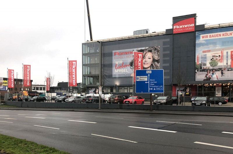Ihr Möbelhaus In Köln Flamme