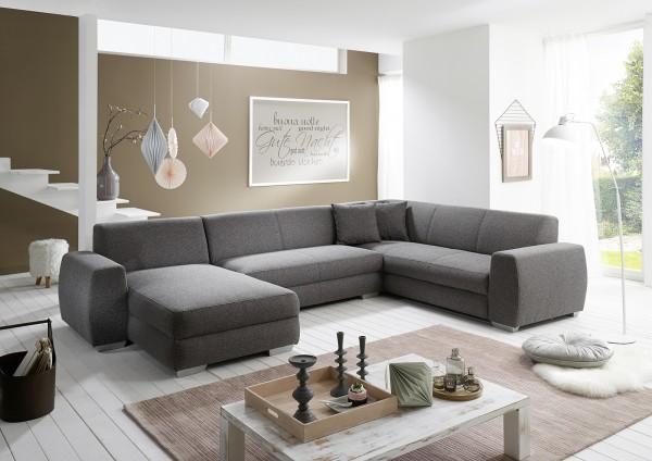 XXL-Sofa in Stoffbezug bei flamme.de