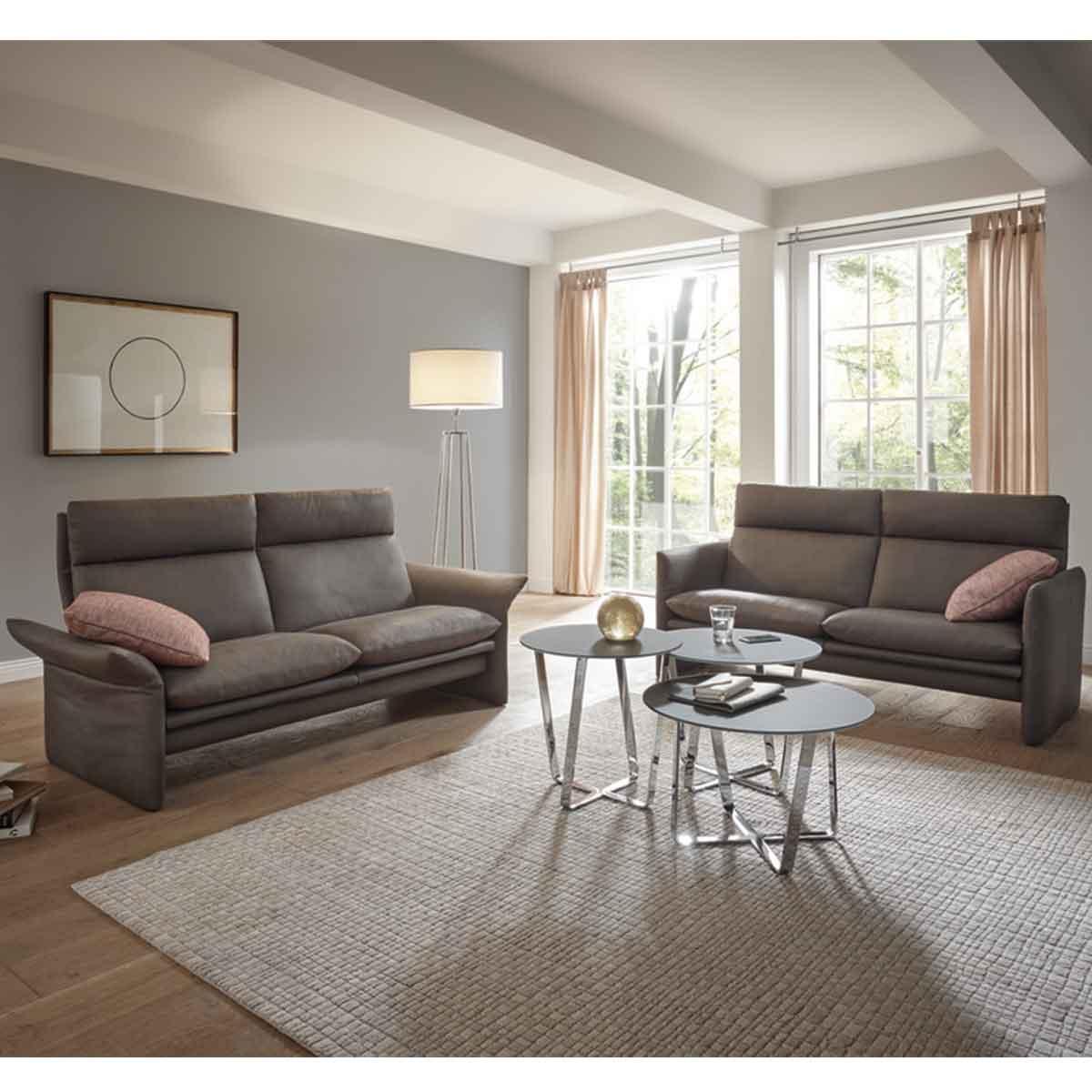 Sofa 2,5-sitzig von Erpo inkl. Armteilverstellung
