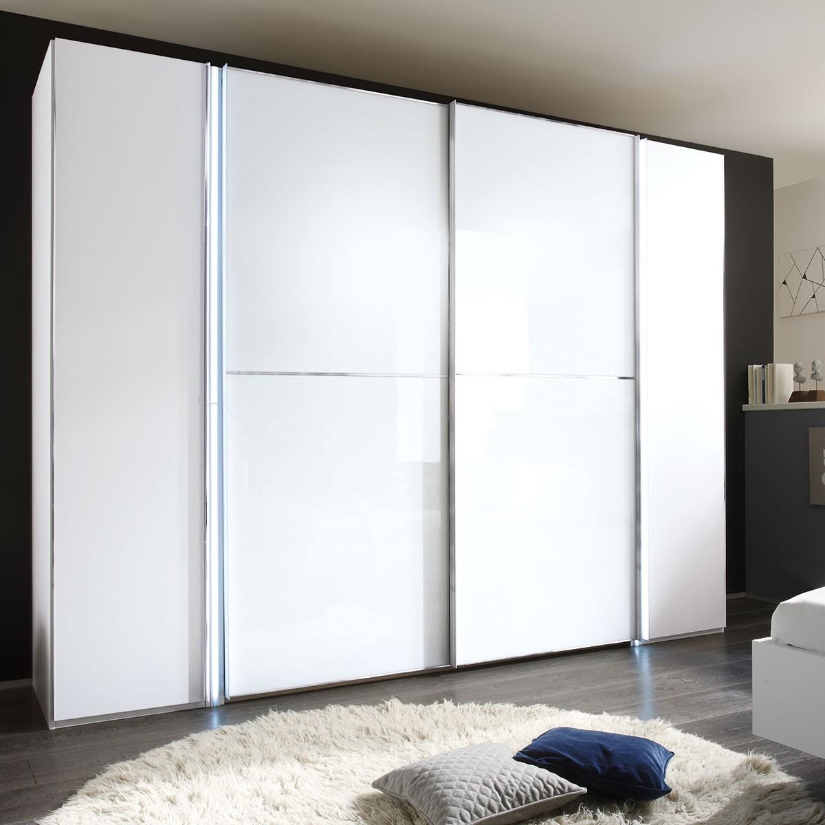 Schrankkombination Marcato in Weiß von Nolte Möbel