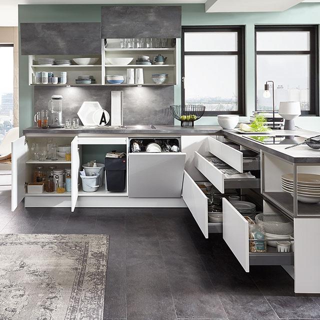 Küchenplannung Tipps   Flamme