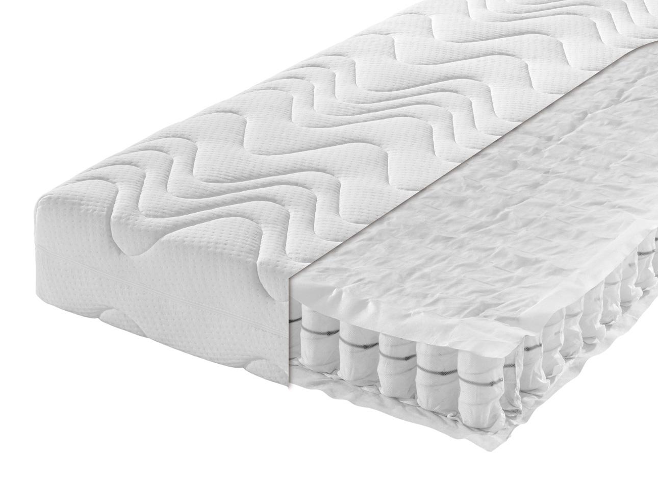 7 zonen tonnentaschenfederkern matratze flamme. Black Bedroom Furniture Sets. Home Design Ideas