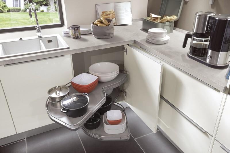 Küchen-Aufbewahrung | Flamme