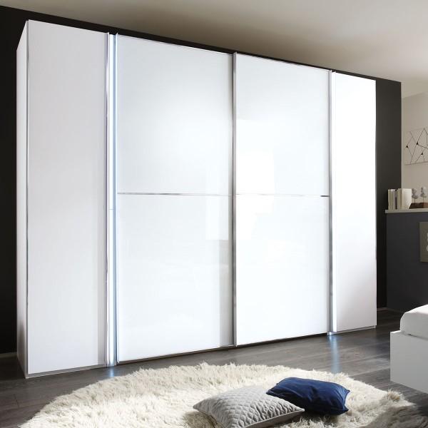 Schrankkombination Marcato in Weiß von Nolte Möbel bei flamme.de